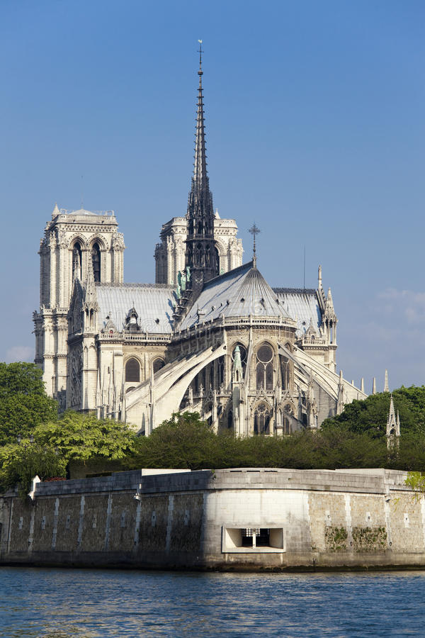 paniusia De Notre Paris zdjęcie royalty free