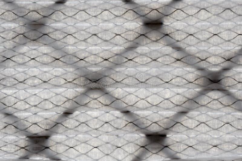 panna för luftfilter royaltyfri fotografi