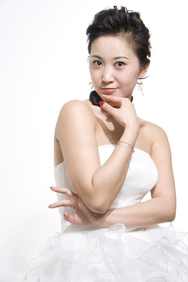 panna młoda chińczyk obrazy royalty free