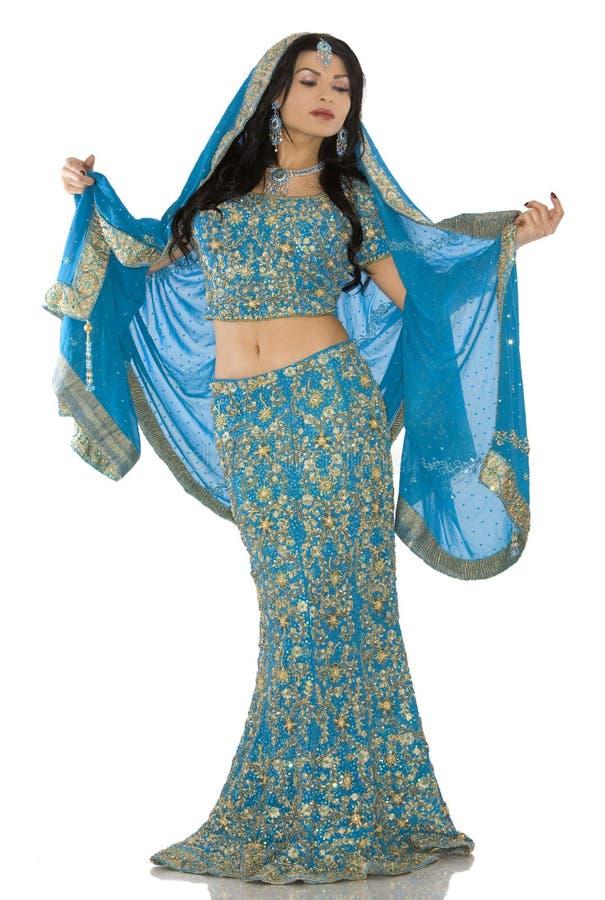 panna młoda hindus zdjęcia royalty free