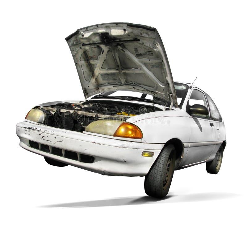 Panne de véhicule photographie stock libre de droits