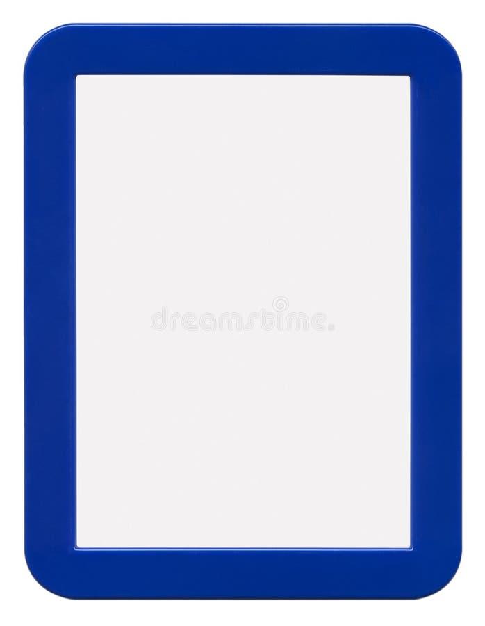 Panneau blanc photo stock