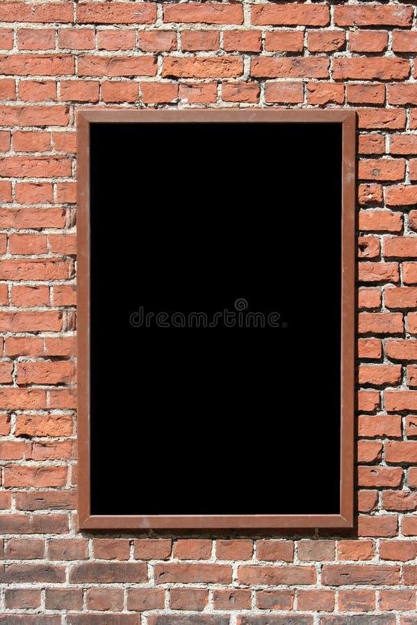 Panneau d'affichage image stock