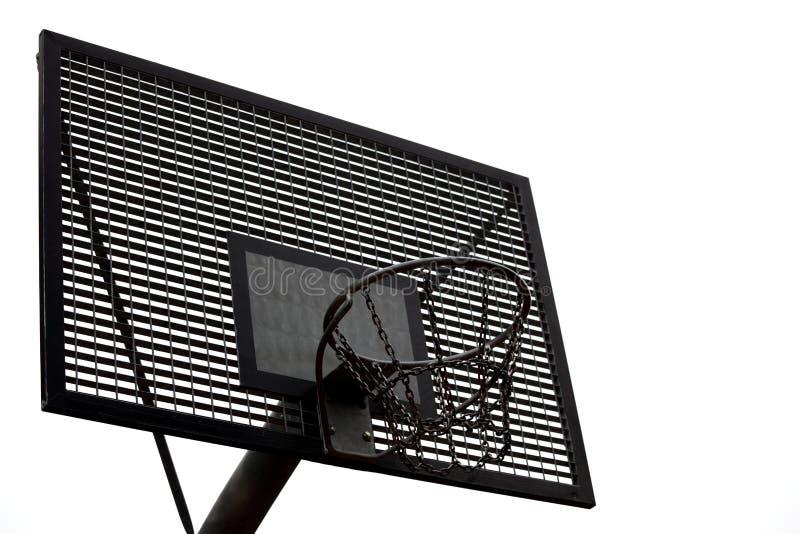 Panneau de basket-ball image stock