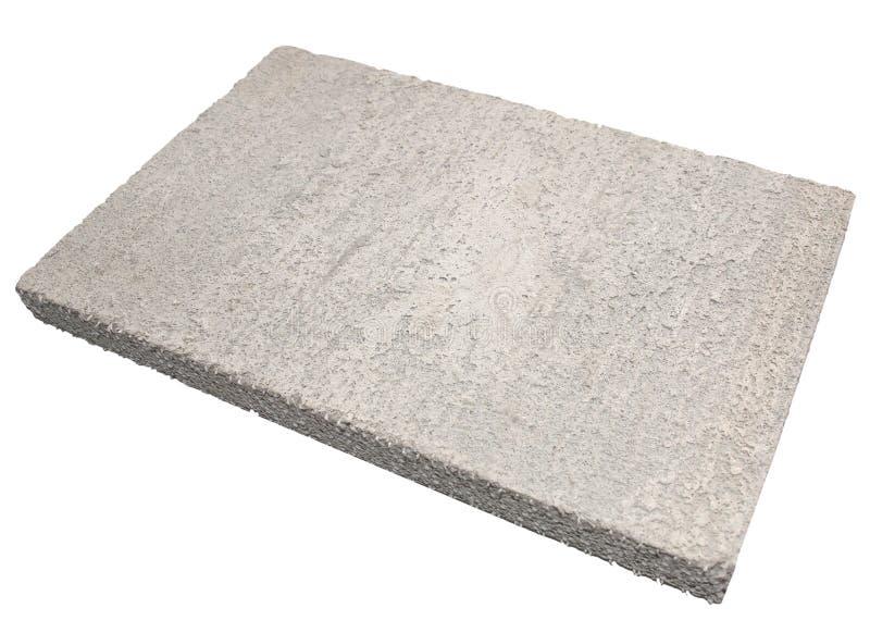 Panneau de ciment photographie stock