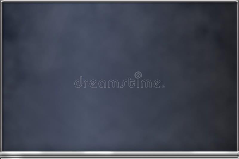 Panneau de craie de tableau noir photographie stock libre de droits