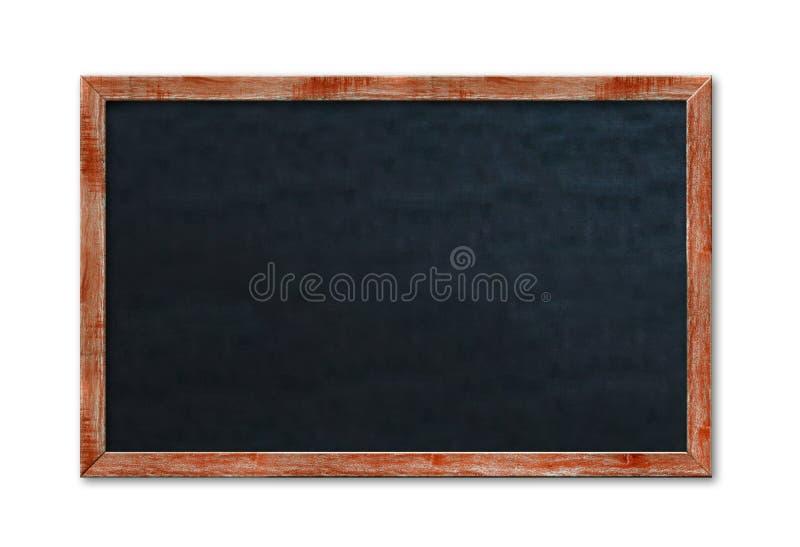 Panneau de craie vide images libres de droits