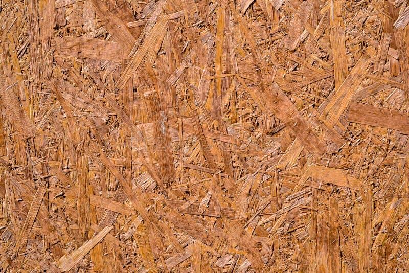 Panneau de particules de texture de contreplaqué pour le fond et la conception images libres de droits