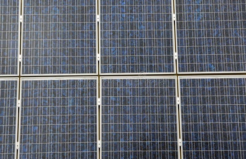 Panneau de pile solaire photos libres de droits
