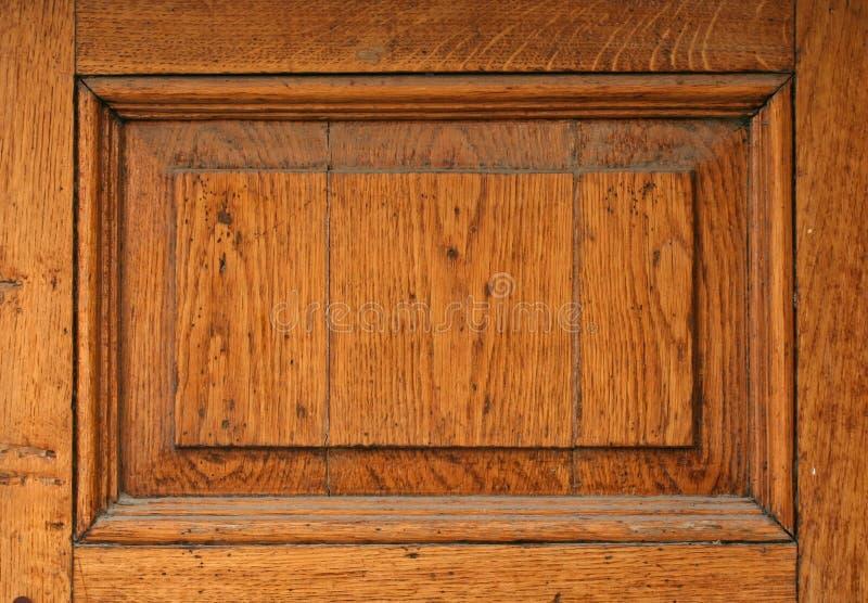 Panneau en bois image stock