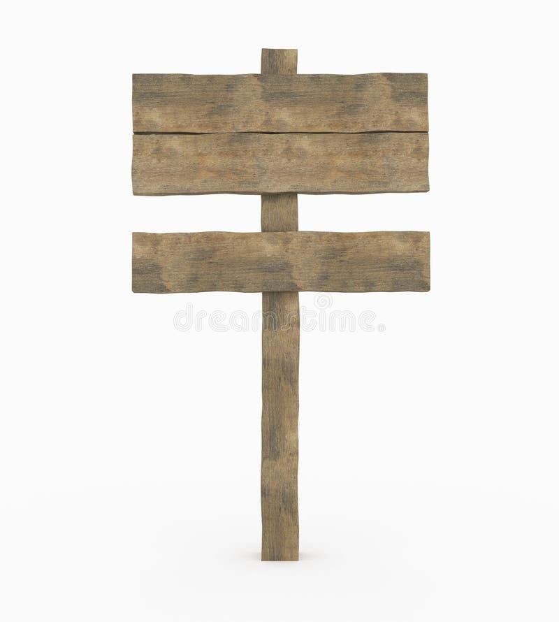 panneau indicateur en bois photos libres de droits image 26428488. Black Bedroom Furniture Sets. Home Design Ideas