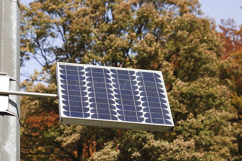 Panneau solaire photovoltaïque image stock