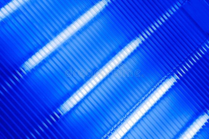 Panneau transparent d'émetteur à rayonnement ultraviolet photos stock
