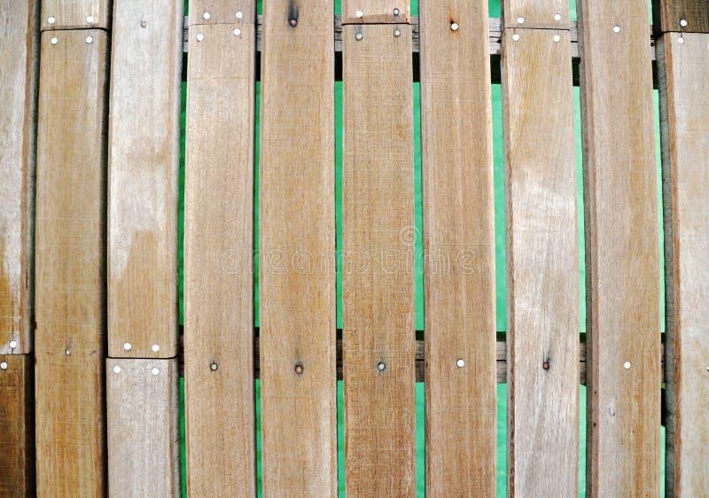 panneaux de bois de construction photo stock