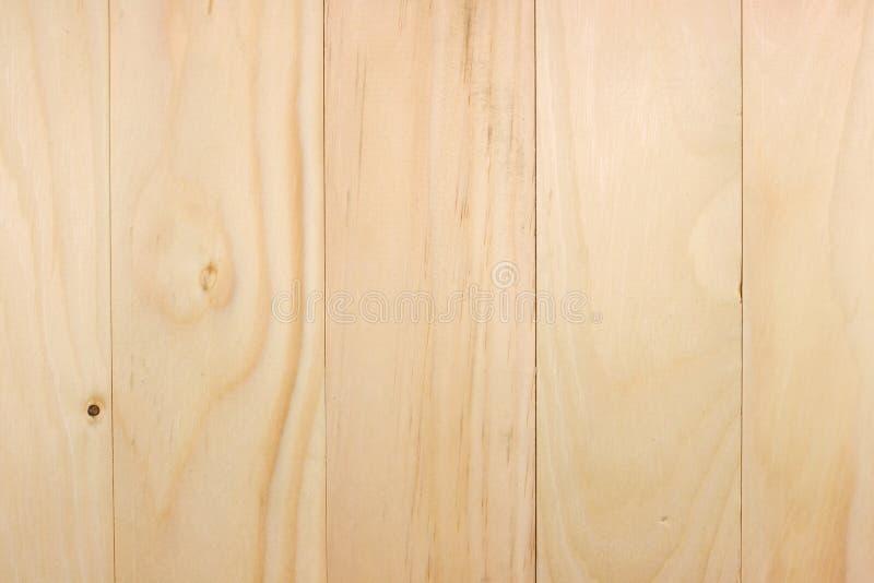 Panneaux de pin pour le plancher photo libre de droits