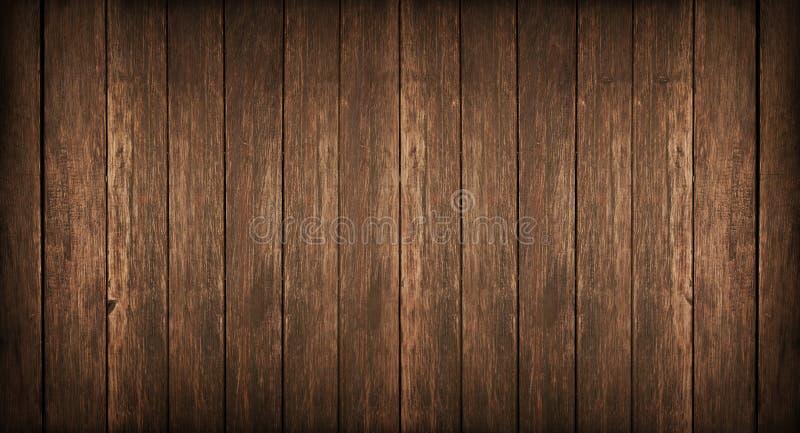 Panneaux en bois illustration libre de droits