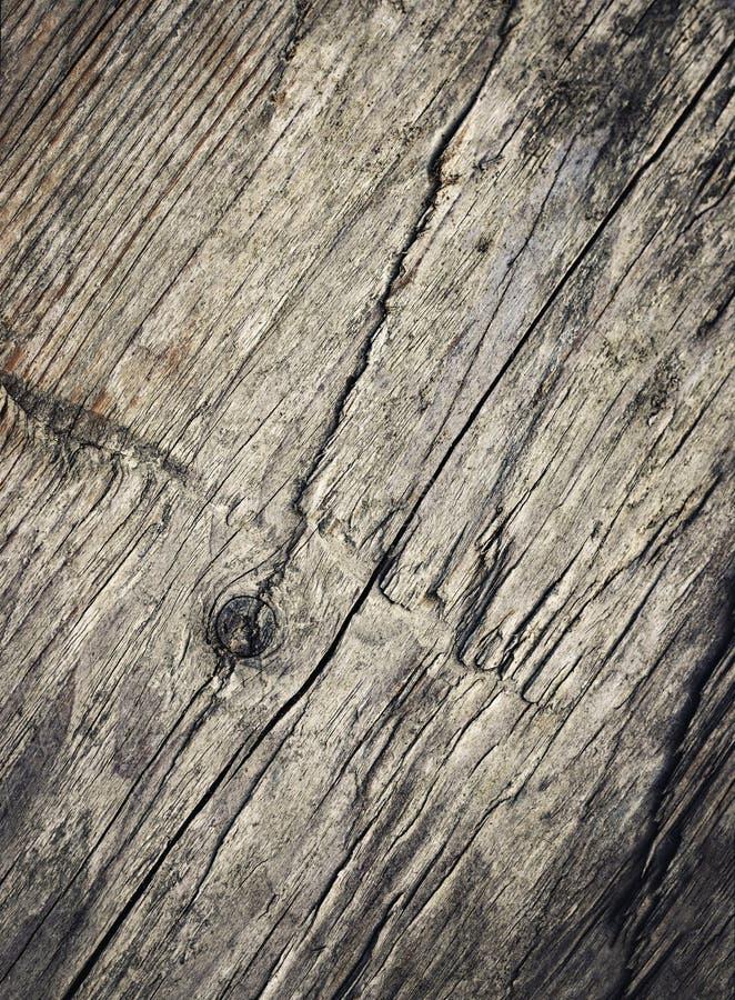 Panneaux en bois poussiéreux de détail vieux images stock