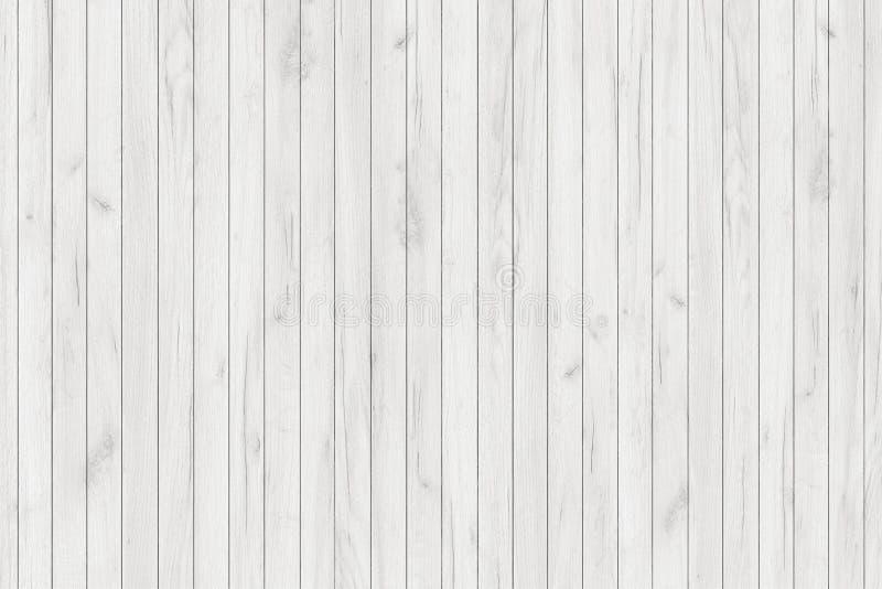 Pannelli lavati bianco di legno di lerciume Fondo delle plance Vecchio pavimento d'annata di legno lavato della parete fotografie stock