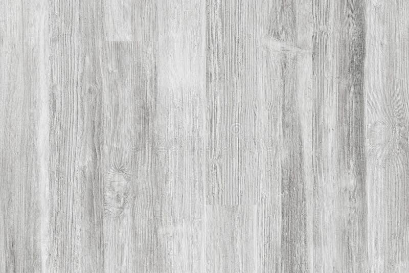 Pannelli lavati bianco di legno di lerciume Fondo delle plance Vecchio pavimento d'annata di legno lavato della parete immagine stock libera da diritti