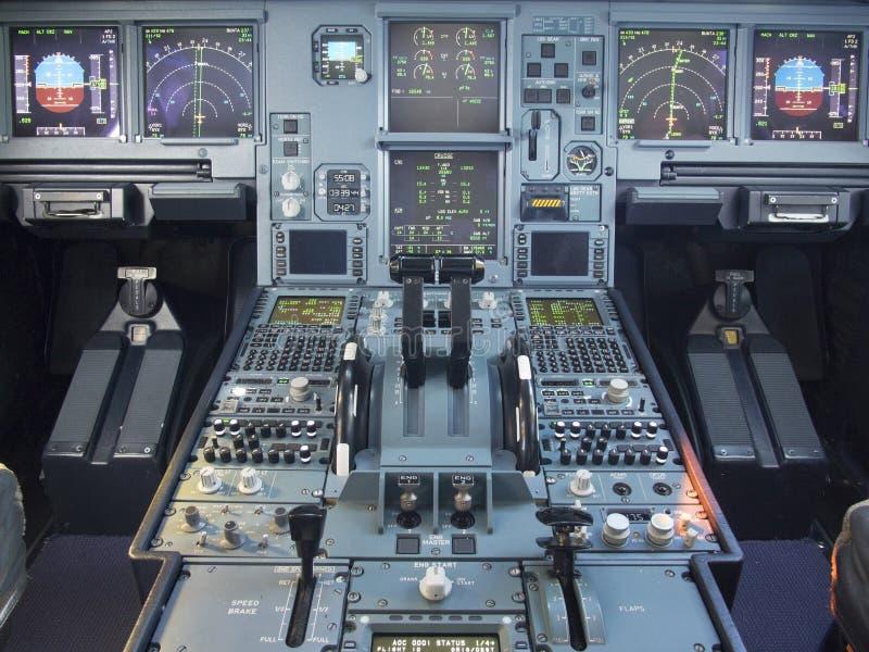 Pannello anteriore e pedonale della cabina di pilotaggio for Design della cabina e planimetrie