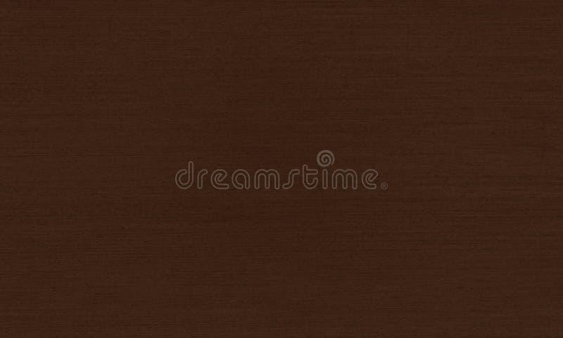 Pannello decorativo per la finitura del marrone di buio della mobilia e della cucina Struttura o fondo fotografia stock