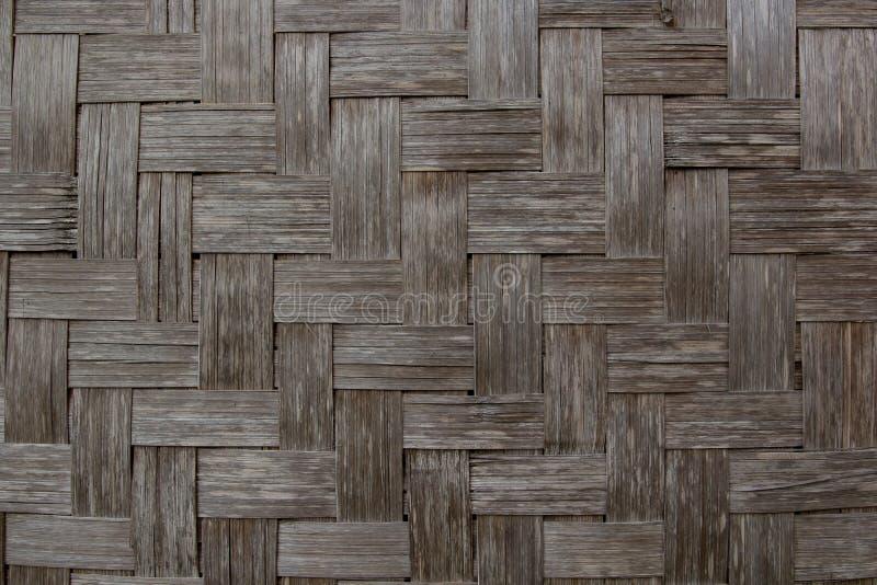 Pannello di bambù fotografie stock