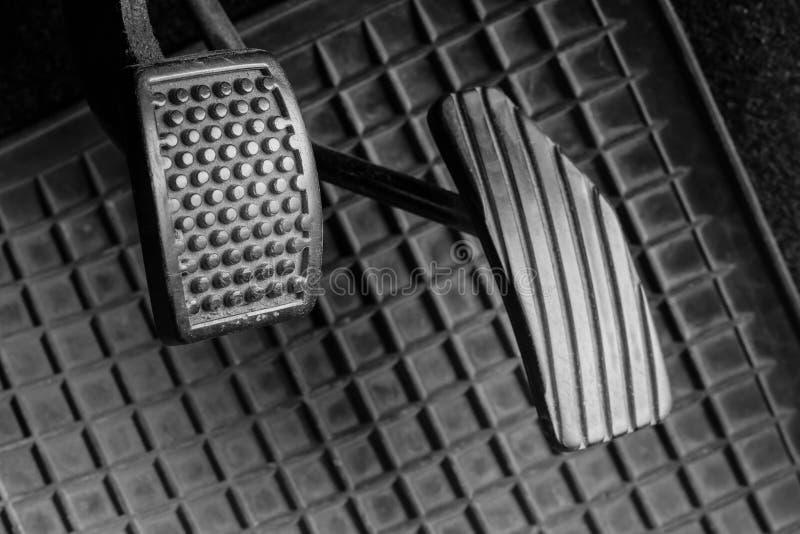 Pannello di controllo dell'automobile fotografia stock libera da diritti