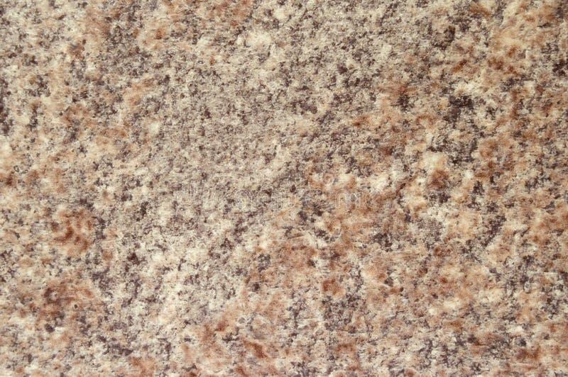 Pannello laminato con imitazione di struttura di pietra marrone fredda immagini stock