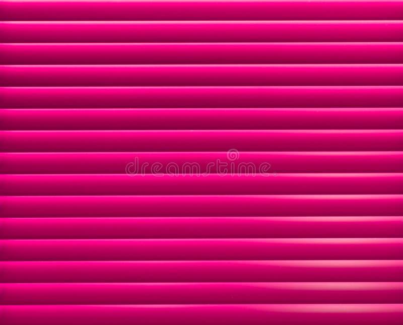 Pannello rosa dei paraocchi fotografia stock