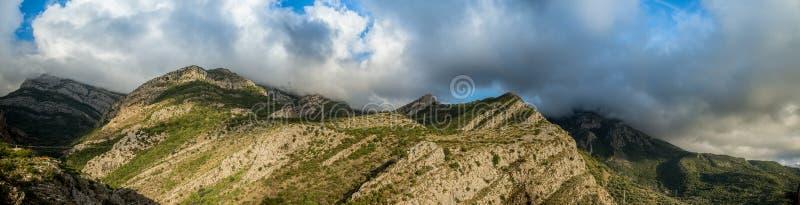Panno des montagnes photographie stock libre de droits