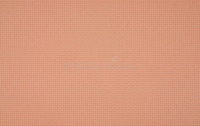 Panno di corallo di Aida fotografie stock