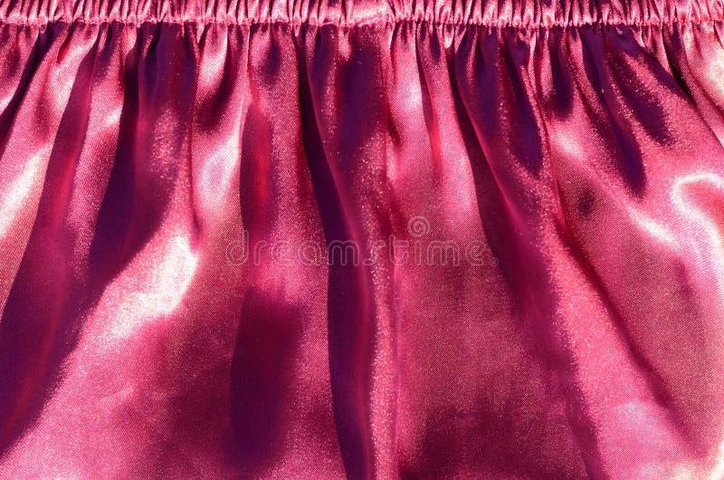Panno di lusso del fondo astratto o popolare ondulati liquidi o dell'onda del materiale di seta del velluto del raso di struttura fotografia stock libera da diritti