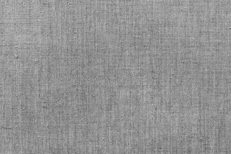 Panno di tela grigio ruvido immagine stock libera da diritti