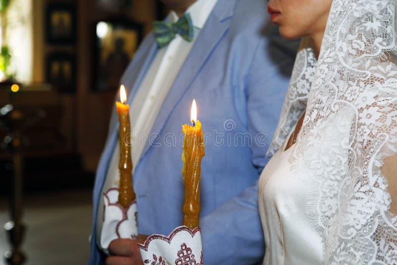 panny młodej ceremonii kwiatu ślub zdjęcia royalty free