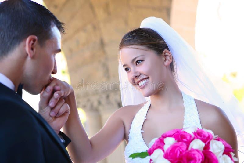 Download Panny młodej fornala ślub zdjęcie stock. Obraz złożonej z fornal - 13331036