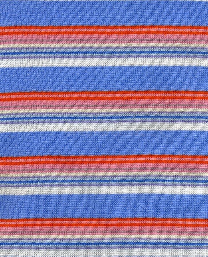 Pano Com Textura Das Listras Fotos de Stock Royalty Free