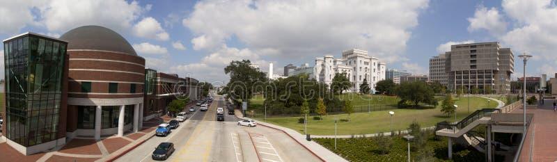Panorámico de Baton Rouge céntrica, Luisiana foto de archivo