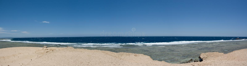 panoram θάλασσα στοκ εικόνες