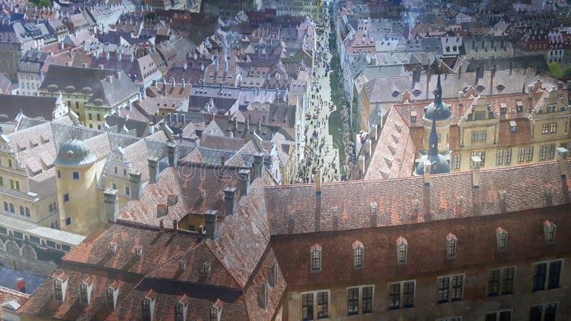 Panorama fotos de archivo