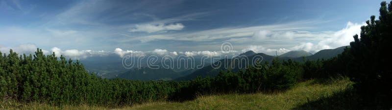Download Panorama stock photo. Image of slovakia, scrub, mountain - 1178326