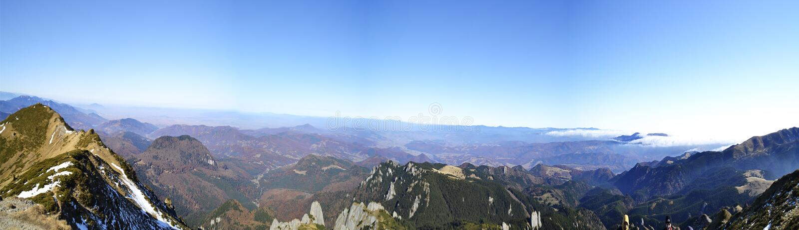 Panorama Royalty Free Stock Photo