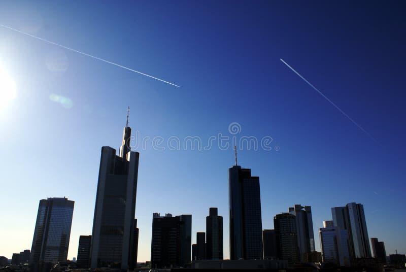 Download Panorama image stock. Image du côté, ciel, urbain, finances - 4350137