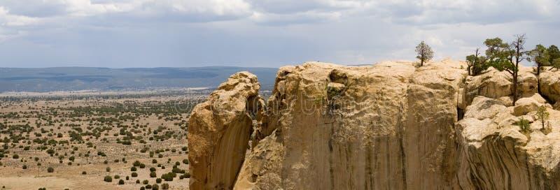 Panorama 6 del EL Morro imagen de archivo libre de regalías