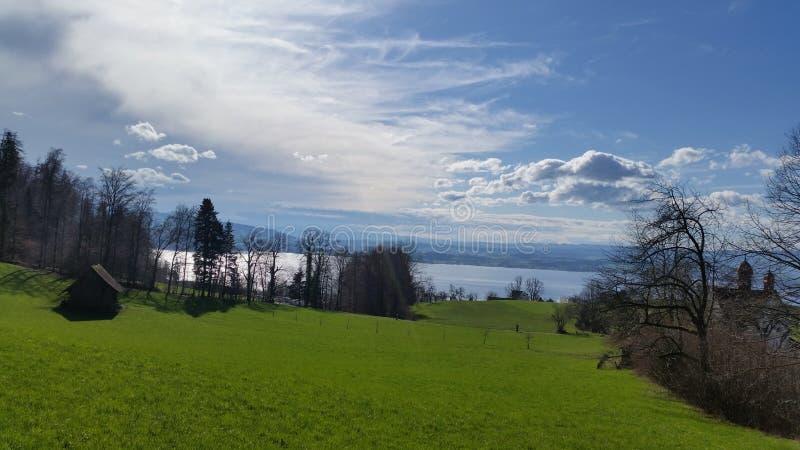 Panorama royalty-vrije stock foto