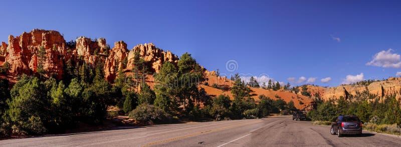Panorama, Bryce Canyon National Park fotografía de archivo libre de regalías