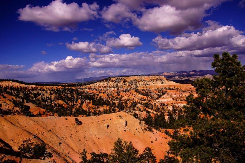 Panorama, Bryce Canyon National Park imagen de archivo