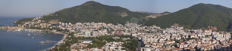 Download Panorama Of The Budva, Montenegro Stock Photo - Image: 27122808