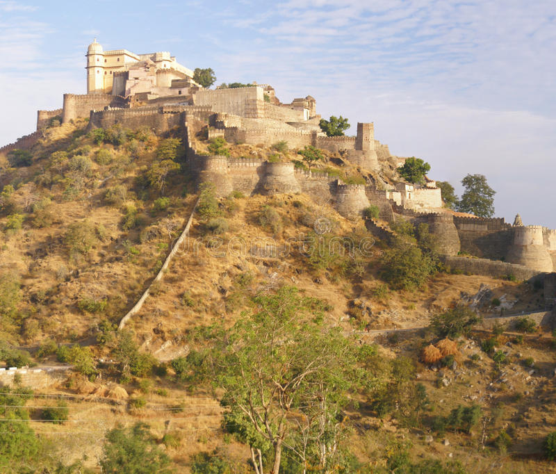 Download Panorama, Castle And Fortified Walls Stock Photos - Image: 13371833
