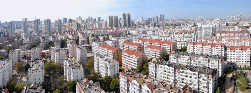 Download Panorama Of City Neighborhoods Stock Images - Image: 16702364