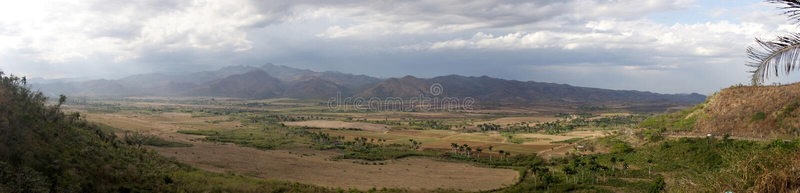 Panorama Cubana royalty free stock photography